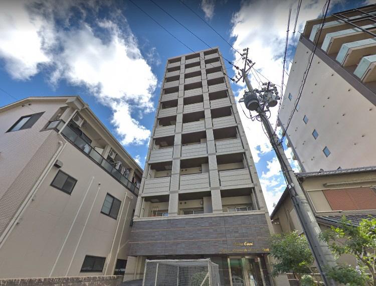 ライジングコート深江本町フラワーパーク 303の外観