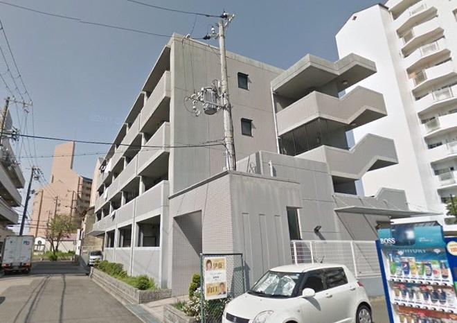 物件番号: 1025882206 パレス入江  神戸市兵庫区駅前通3丁目 2DK マンション 外観画像