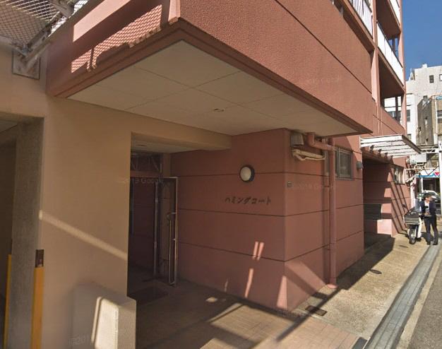 物件番号: 1025883779 ハミングコート  神戸市中央区北長狭通8丁目 1LDK マンション 画像1