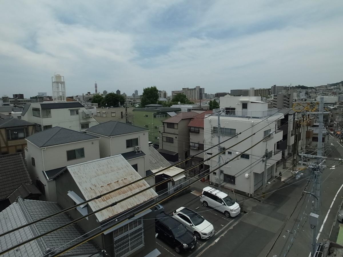 物件番号: 1025882366 シルフィードARATA(旧:吉田マンション  神戸市兵庫区荒田町3丁目 2DK マンション 画像14