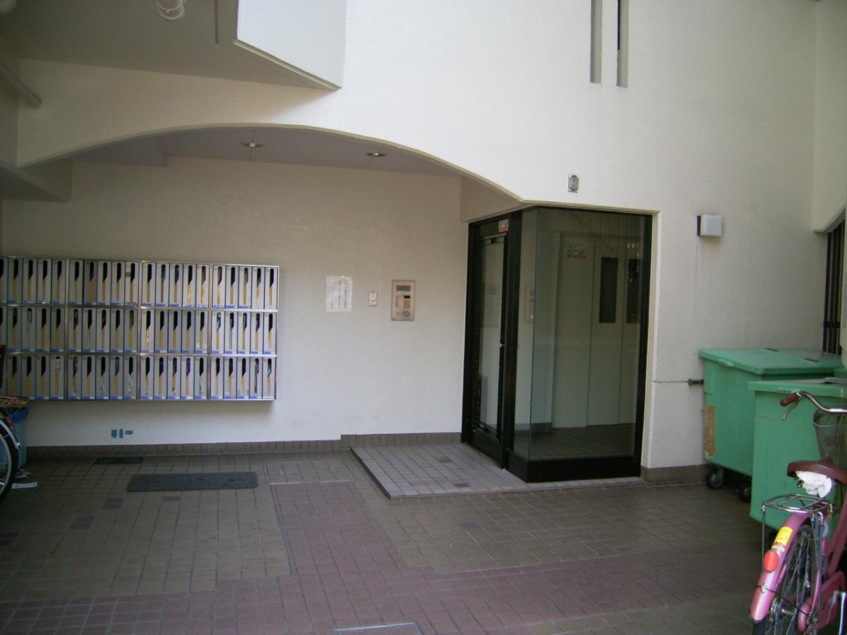 物件番号: 1025882680 三宮パークハイム  神戸市中央区二宮町3丁目 3DK マンション 画像2