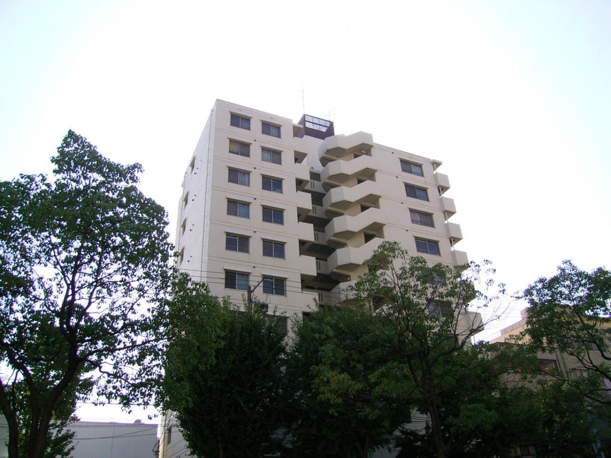 物件番号: 1025882680 三宮パークハイム  神戸市中央区二宮町3丁目 3DK マンション 外観画像
