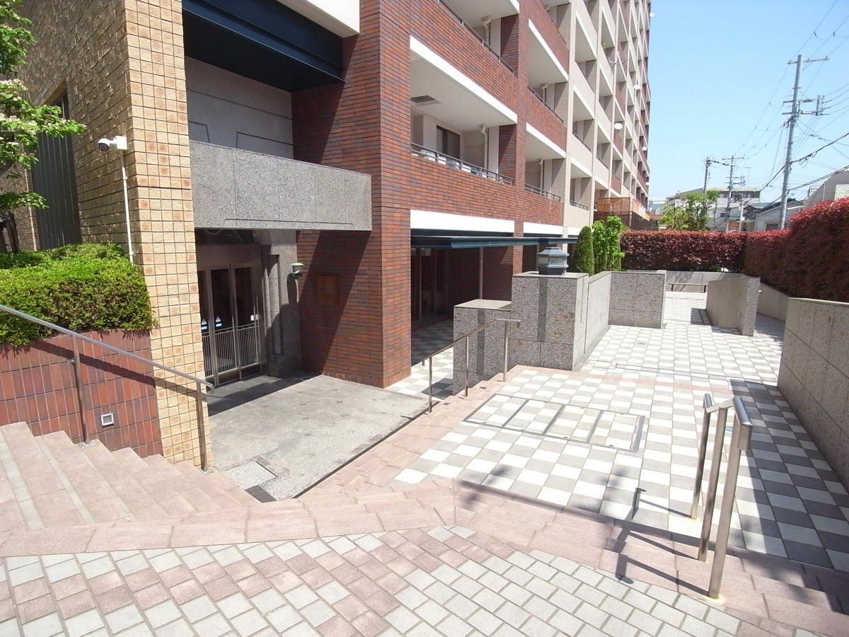 物件番号: 1025882688 パークスクエア神戸山本通  神戸市中央区山本通5丁目 3LDK マンション 画像1