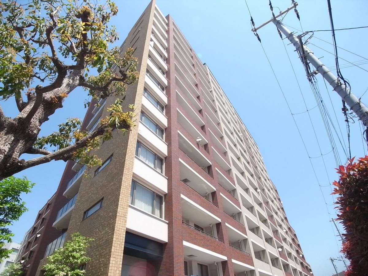 物件番号: 1025882688 パークスクエア神戸山本通  神戸市中央区山本通5丁目 3LDK マンション 外観画像