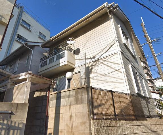 物件番号: 1025883821 本郷ハイツ  神戸市中央区花隈町 2DK ハイツ 画像1