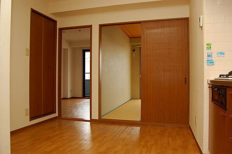 物件番号: 1025882797 ヒルズ山下Ⅴ  神戸市長田区山下町1丁目 2DK マンション 画像1