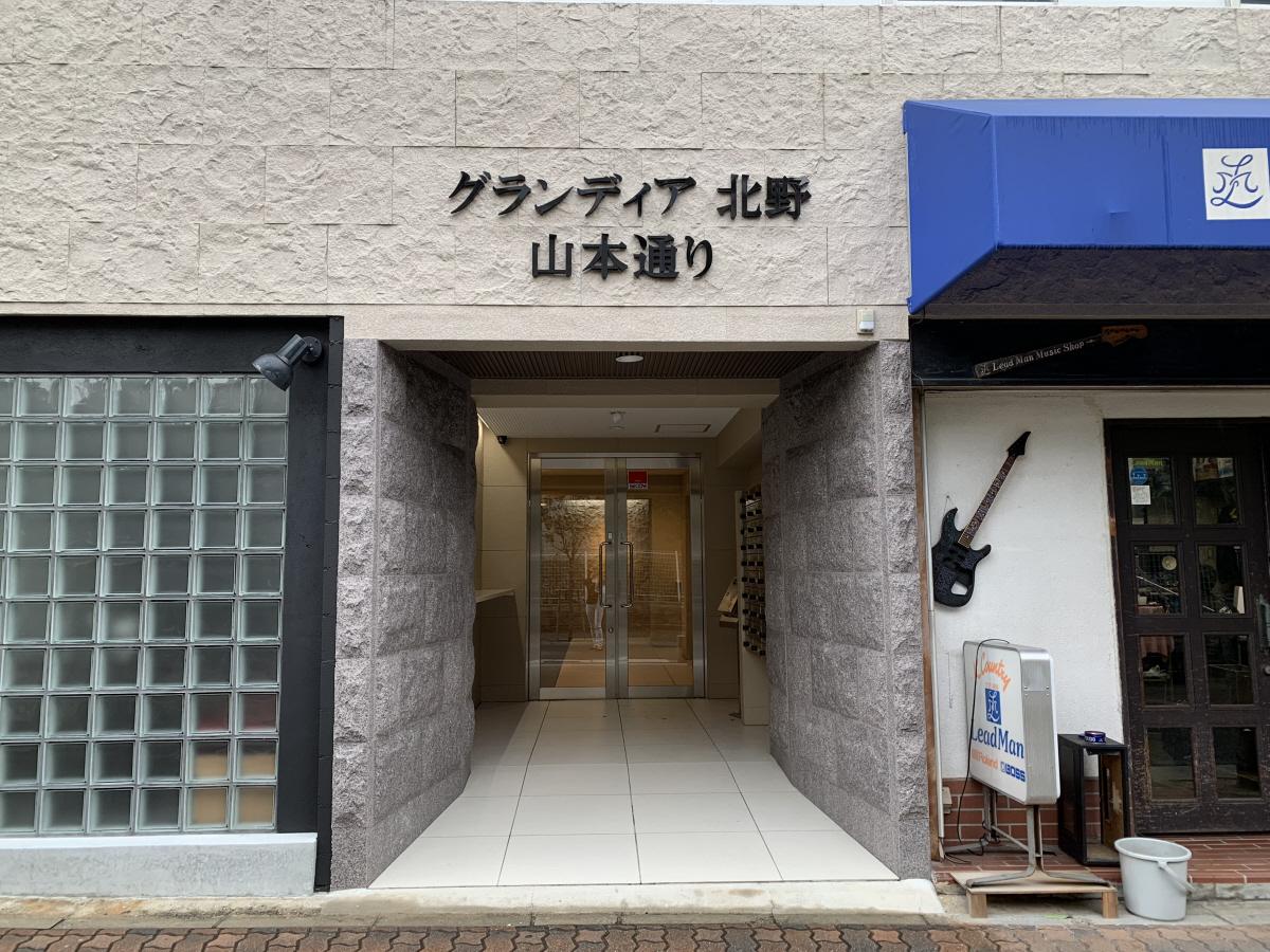 物件番号: 1025882862 グランディア北野 山本通り  神戸市中央区山本通2丁目 2DK マンション 画像6