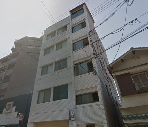 物件番号: 1025883216 篠原第2ビル  神戸市中央区下山手通8丁目 1R マンション 外観画像