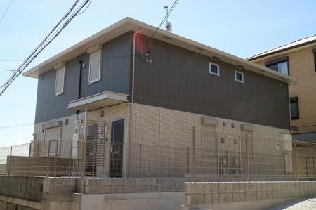 La maisonひじりの丘 201の外観