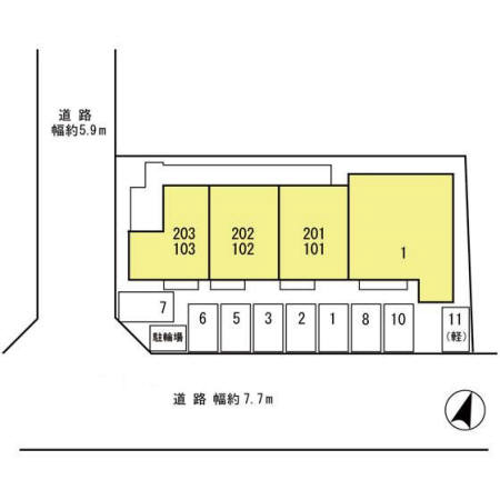 物件番号: 1025883259 ウェルフェア魚崎  神戸市東灘区魚崎南町3丁目 2SLDK ハイツ 画像16