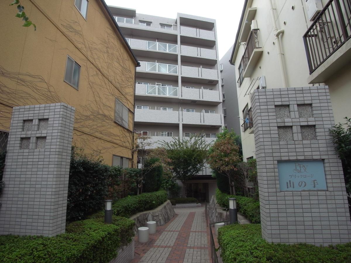 物件番号: 1025883319 ブリックロード・山の手  神戸市中央区下山手通8丁目 2LDK マンション 画像2
