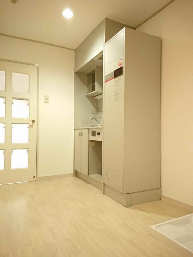 物件番号: 1025883323 シダヴィレッジ  神戸市中央区多聞通2丁目 1K マンション 画像2