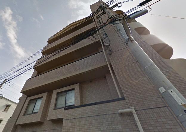 物件番号: 1025883354 甲南セラード東灘  神戸市東灘区森北町3丁目 1DK マンション 外観画像