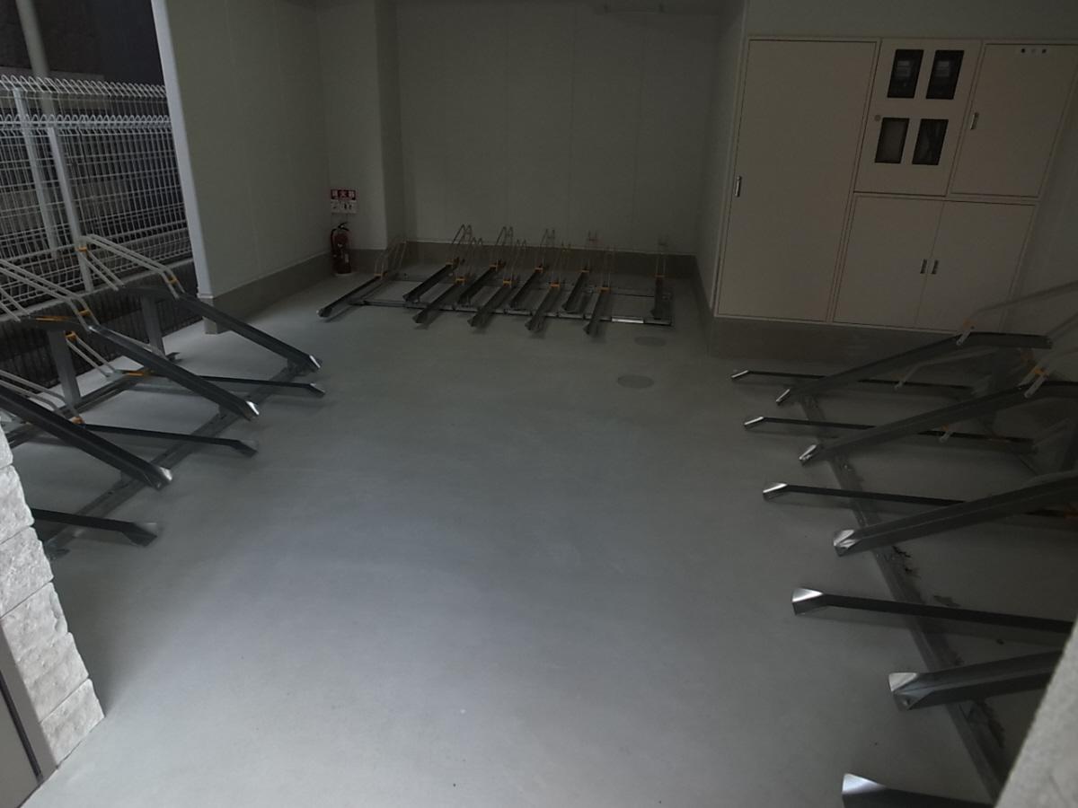 物件番号: 1025883699 ラ・フォンテ春日野  神戸市中央区東雲通1丁目 1K マンション 画像31