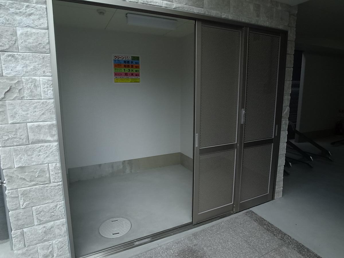 物件番号: 1025883444 ラ・フォンテ春日野  神戸市中央区東雲通1丁目 1K マンション 画像29