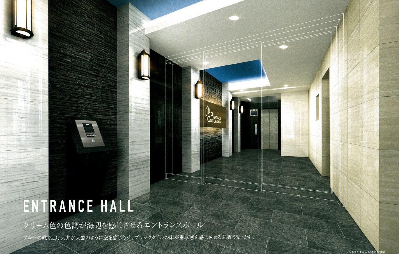 物件番号: 1025883474 プレサンス神戸キュリオ  神戸市中央区相生町5丁目 1K マンション 画像2
