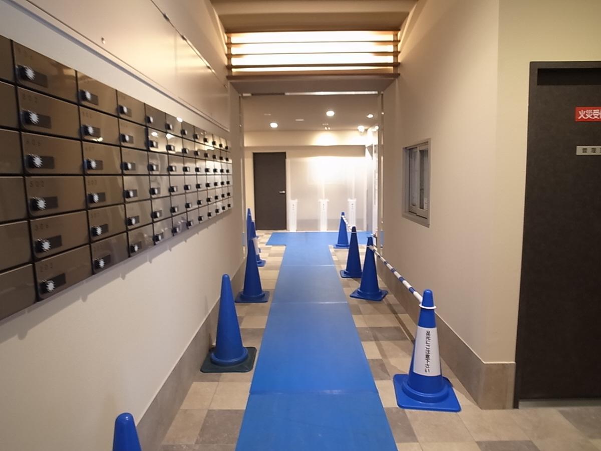 物件番号: 1025883606 ワコーレヴィータ湊川公園  神戸市兵庫区福原町 1K マンション 画像4