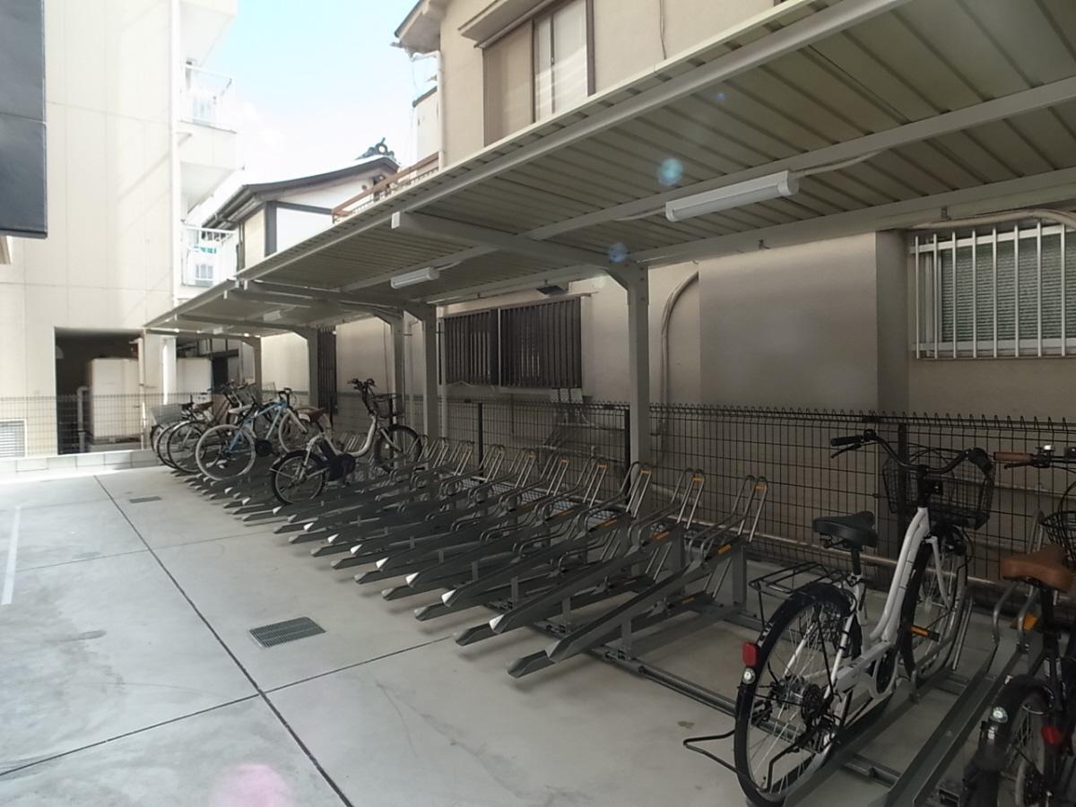 物件番号: 1025883606 ワコーレヴィータ湊川公園  神戸市兵庫区福原町 1K マンション 画像6