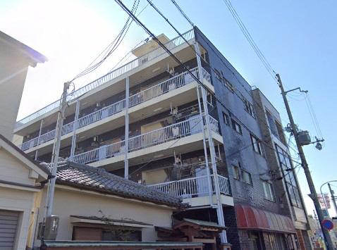 物件番号: 1025883658 和田宮マンション  神戸市兵庫区和田宮通5丁目 1LDK マンション 外観画像