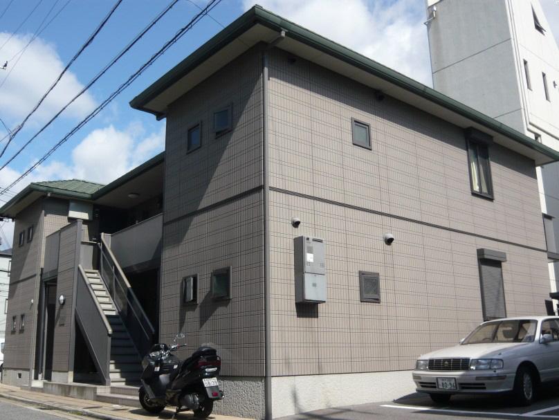 物件番号: 1025883672 シャーメゾン上沢  神戸市兵庫区上沢通5丁目 1K ハイツ 外観画像