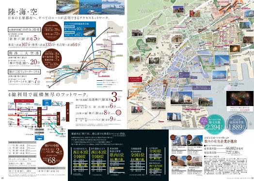 物件番号: 1025883752 エスリード神戸レジデンス  神戸市中央区橘通4丁目 1K マンション 画像5