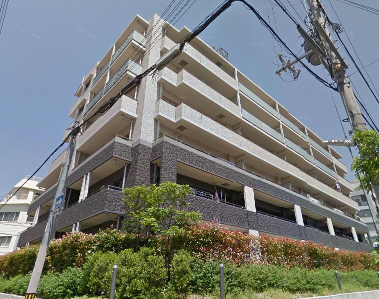 リベール新神戸プレミアム 205の外観