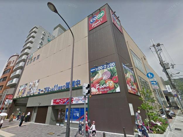 物件番号: 1025883762 ワコーレザ・神戸トアロード  神戸市中央区中山手通3丁目 1LDK マンション 画像25