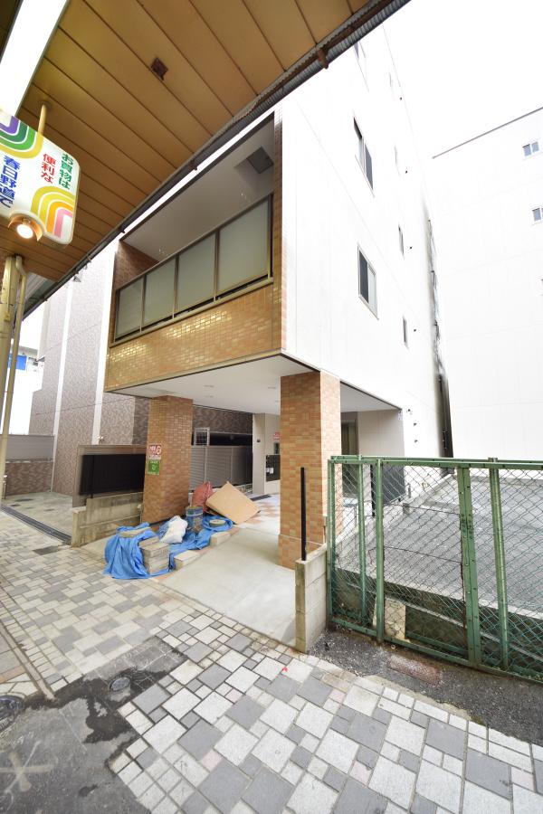 物件番号: 1025883788 宝ビル  神戸市中央区日暮通1丁目 2LDK マンション 外観画像