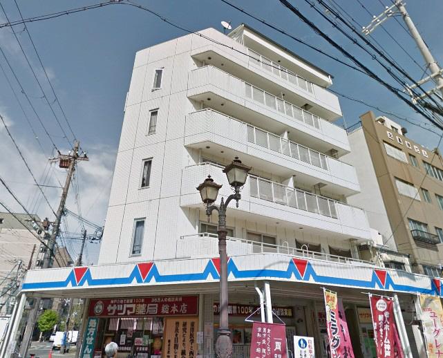 物件番号: 1025883824 アベイル21  神戸市中央区北長狭通7丁目 2DK マンション 画像2