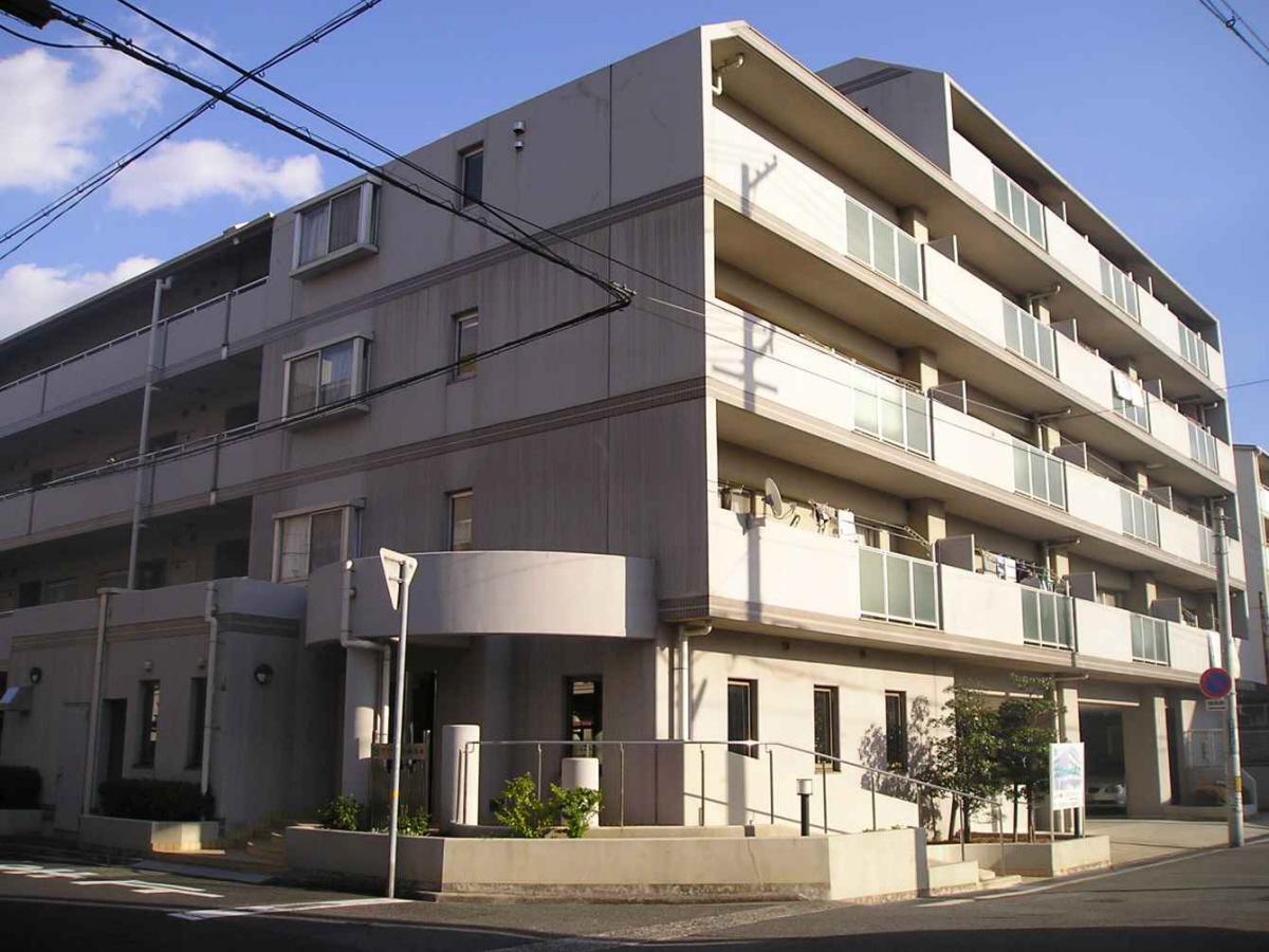 物件番号: 1025883861 アプリーレ北青木  神戸市東灘区北青木2丁目 2LDK マンション 外観画像