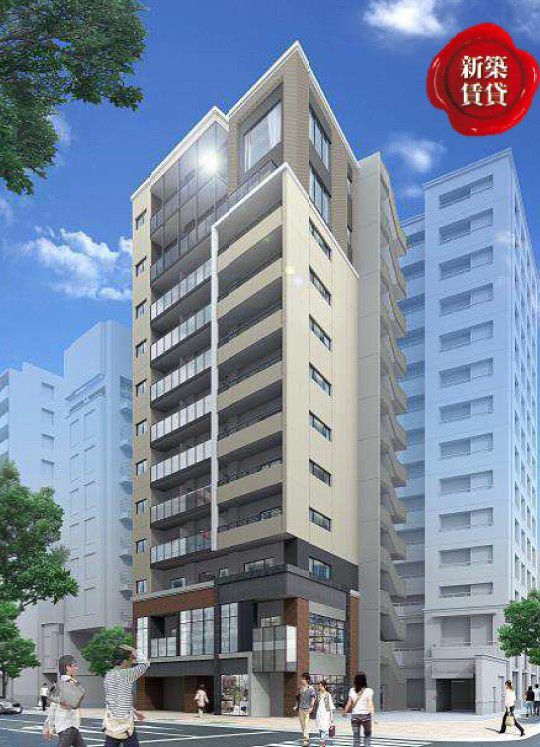 物件番号: 1025883881 ファルマシアントアロード  神戸市中央区下山手通3丁目 1LDK マンション 外観画像