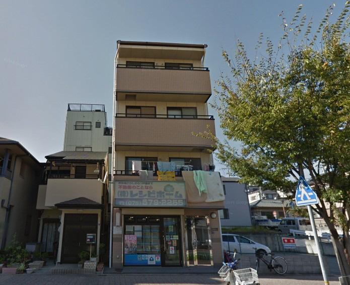 五代松本ビル 3Fの外観