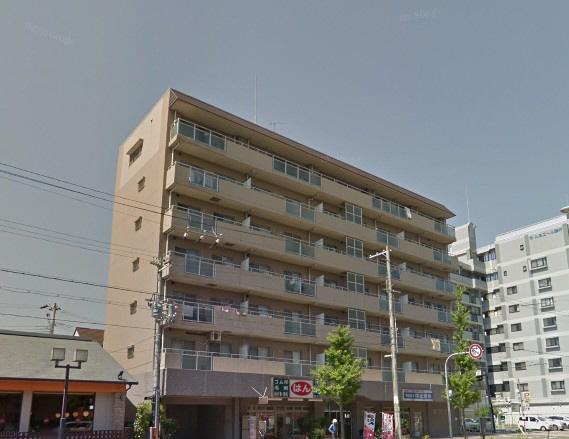 上沢壱番館 603の外観