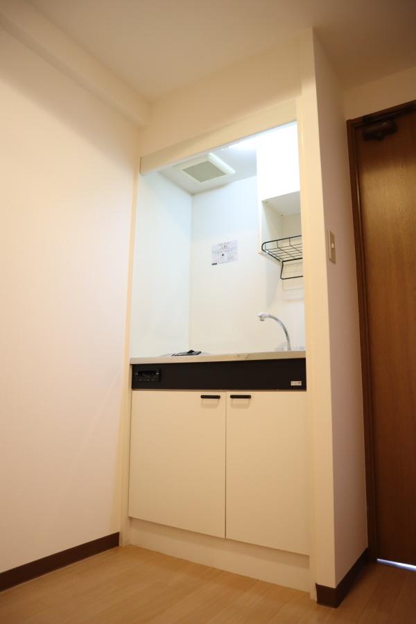 物件番号: 1025883916  神戸市中央区中山手通2丁目 1K マンション 画像2