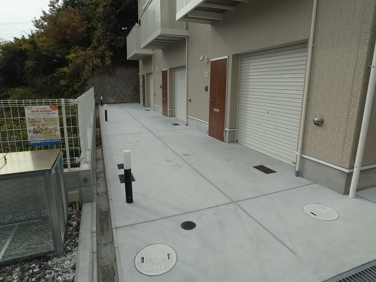 物件番号: 1025883939 パロスGT塩屋  神戸市垂水区塩屋町5丁目 1SK マンション 画像36