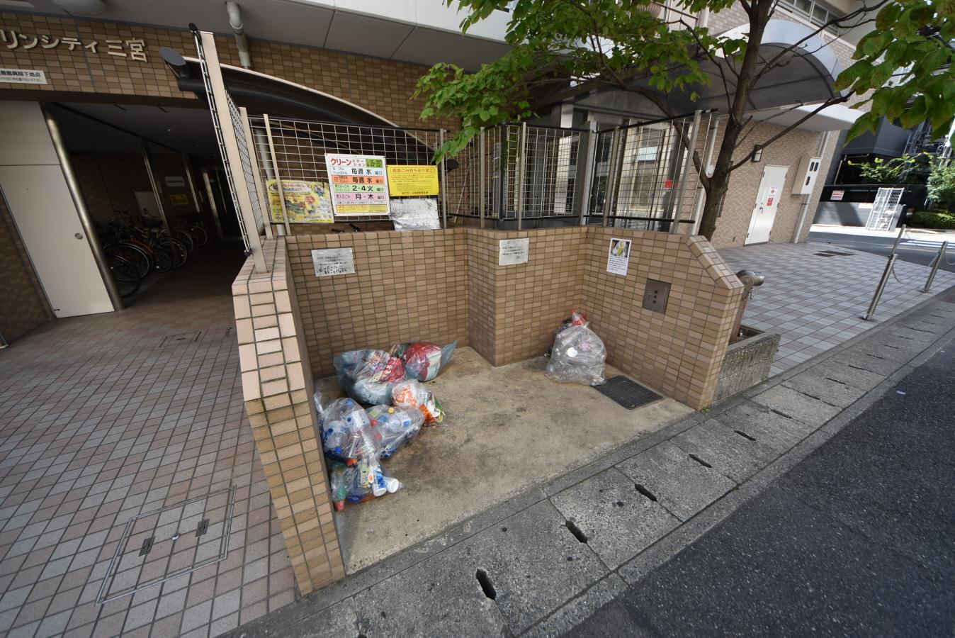 物件番号: 1025884152 マリンシティ三宮  神戸市中央区御幸通2丁目 1K マンション 画像18