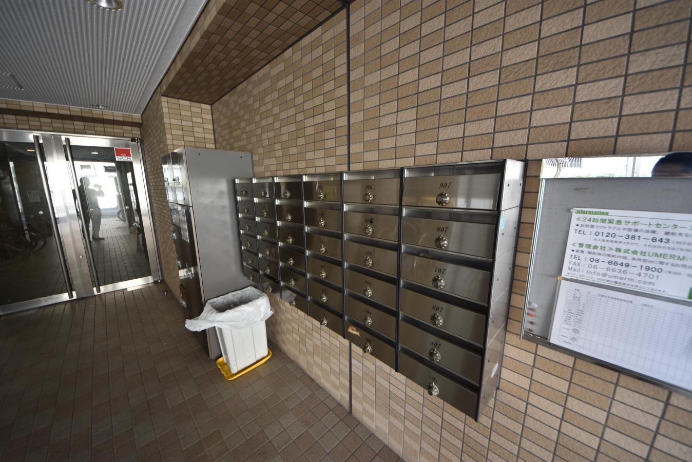 物件番号: 1025884152 マリンシティ三宮  神戸市中央区御幸通2丁目 1K マンション 画像29