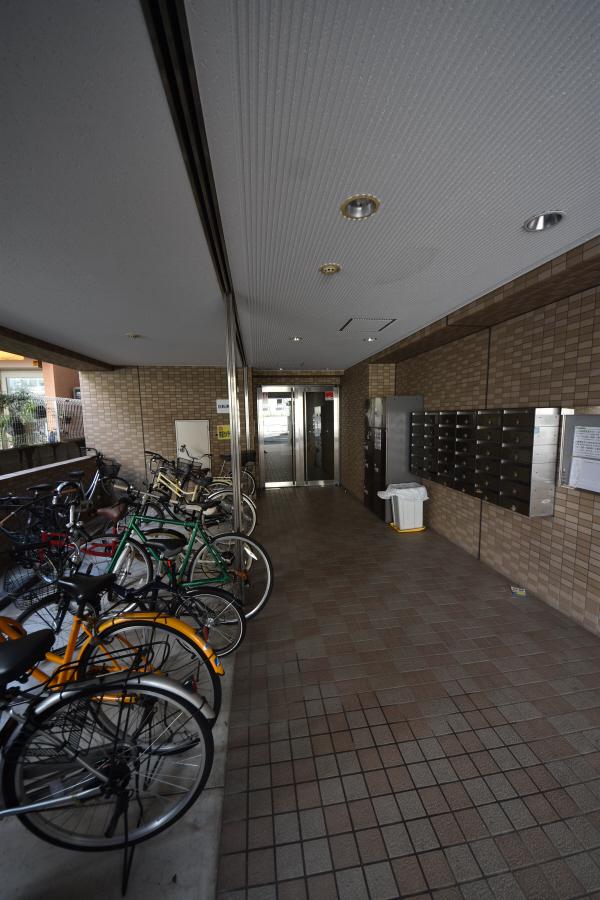 物件番号: 1025884152 マリンシティ三宮  神戸市中央区御幸通2丁目 1K マンション 画像30