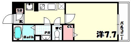 旗塚レジデンス999 の外観
