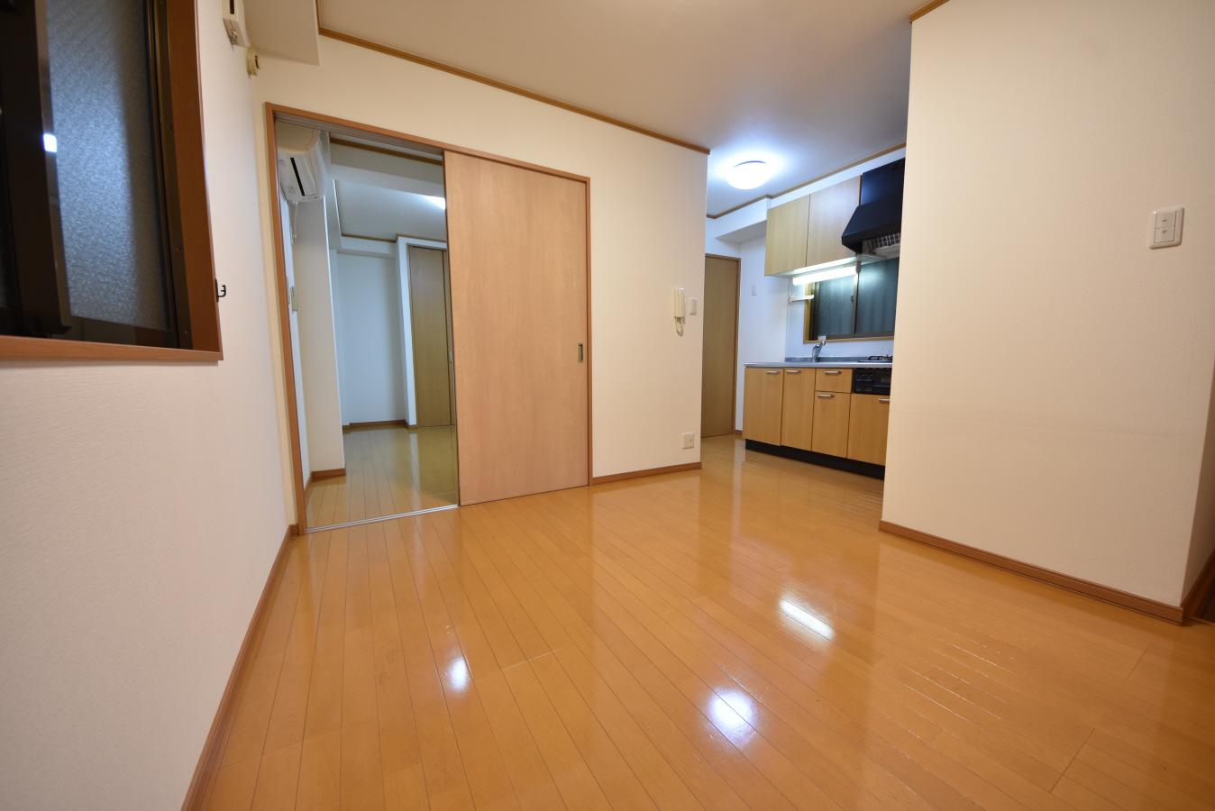 物件番号: 1025884190 リーフハイツ999  神戸市中央区雲井通3丁目 1LDK マンション 画像1