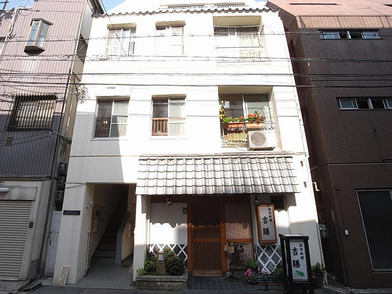 物件番号: 1025862597 山手マンション  神戸市中央区下山手通4丁目 2DK マンション 外観画像