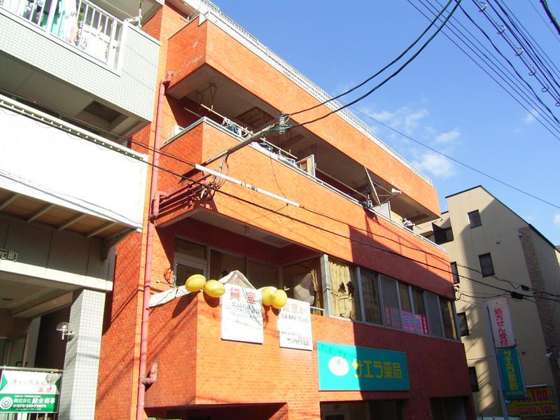 物件番号: 1025844581 サンハイツ元町  神戸市中央区北長狭通4丁目 1DK マンション 外観画像