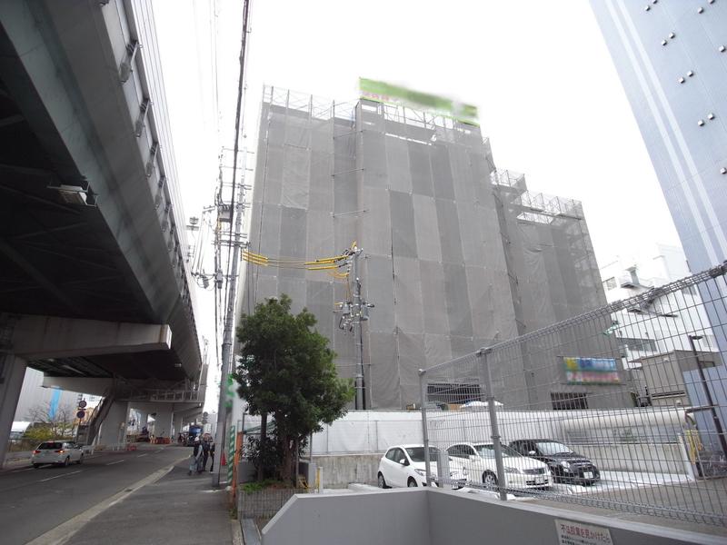 物件番号: 1025864659 SEA SIDE PALACE KOBE  神戸市中央区脇浜町3丁目 1K マンション 外観画像