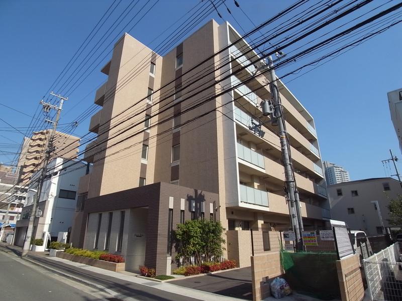 物件番号: 1025864242 エスポアール神戸  神戸市中央区吾妻通2丁目 1LDK マンション 外観画像