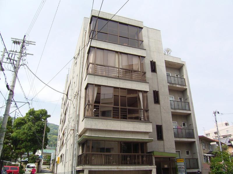 ニュー神戸マンション 2Dの外観