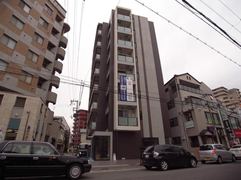 物件番号: 1025865726 Vista Grande Higashinada  神戸市東灘区深江北町4丁目 1R マンション 外観画像