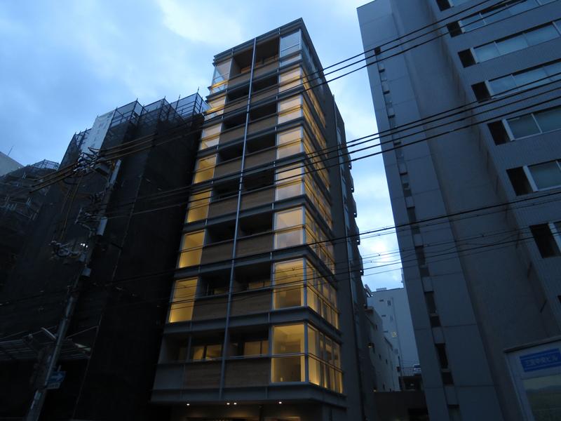 物件番号: 1025868182 BELLTREE御幸通  神戸市中央区御幸通4丁目 1LDK マンション 外観画像