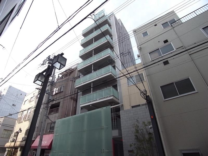 物件番号: 1025870275 BUCCI KOBE MOTOMACHI  神戸市中央区元町通3丁目 1LDK マンション 外観画像