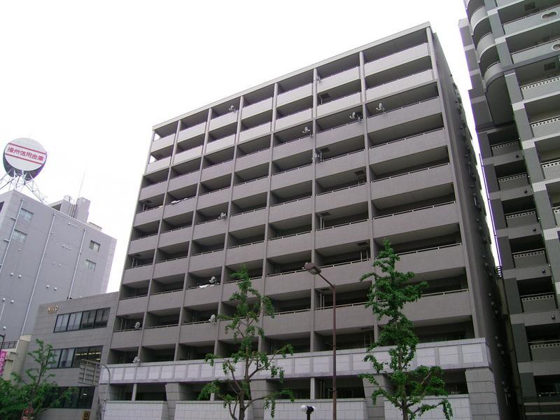 物件番号: 1025867233 KAISEI新神戸  神戸市中央区加納町2丁目 1K マンション 外観画像