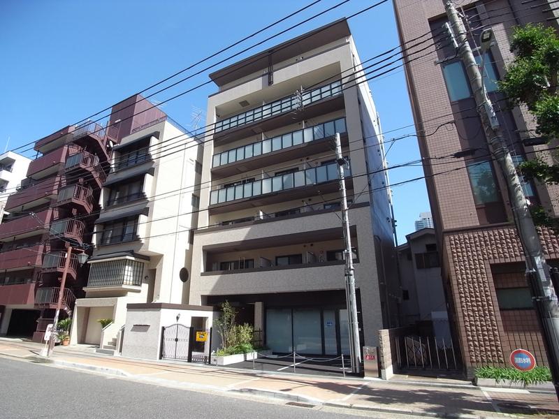 物件番号: 1025871196 Kobe Bonheur Residence  神戸市中央区生田町4丁目 1K マンション 外観画像